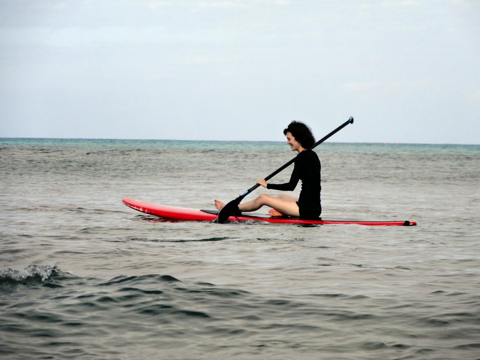 SUP Paddleboarding Oahu