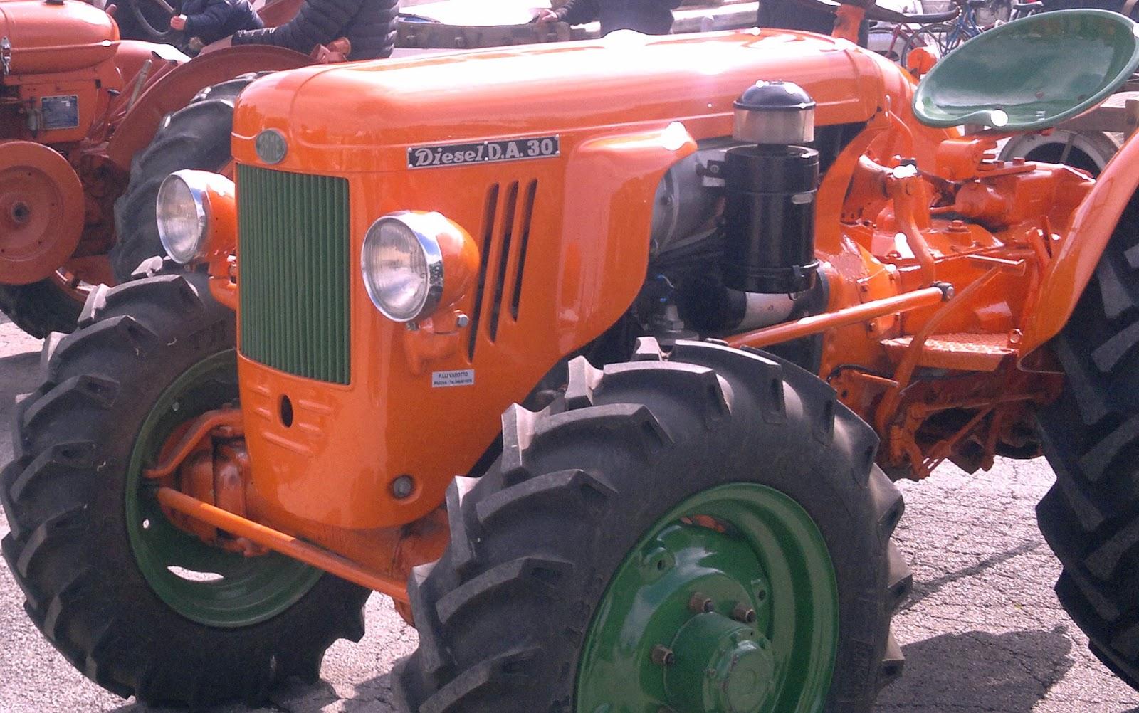 Confagricoltura mirano trattori d 39 epoca iscrizione for All origine arredi autentici
