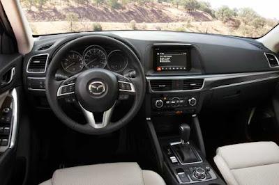 2017 Mazda CX-5 image intérieure
