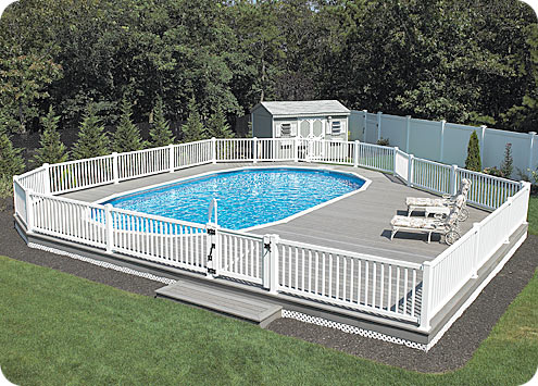 Sprinkler Juice Above Ground Pool Deck Plans What You Need To Know To Make Your Backyard Awesome