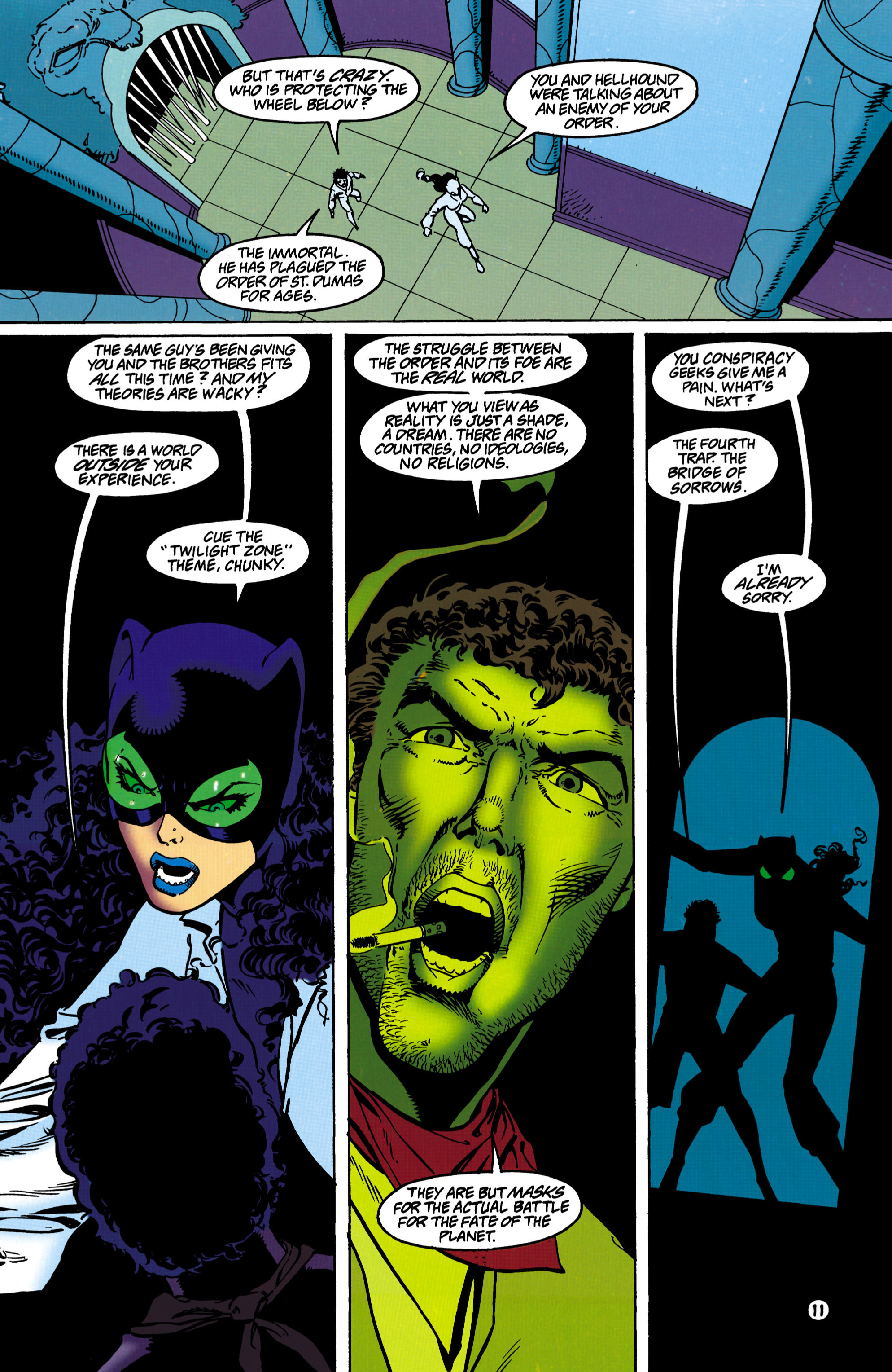 Catwoman (1993) Issue #35 #40 - English 11