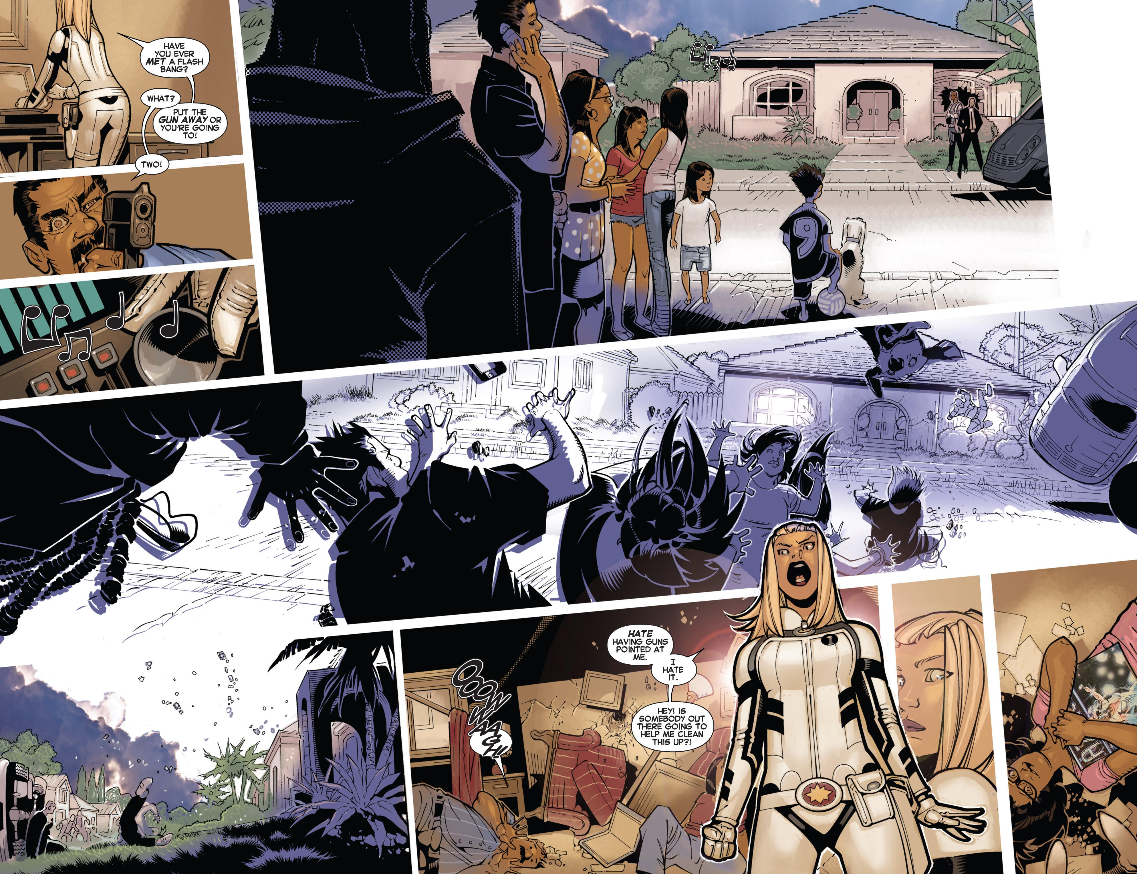 Read online Uncanny X-Men (2013) comic -  Issue # _TPB 2 - Broken - 65