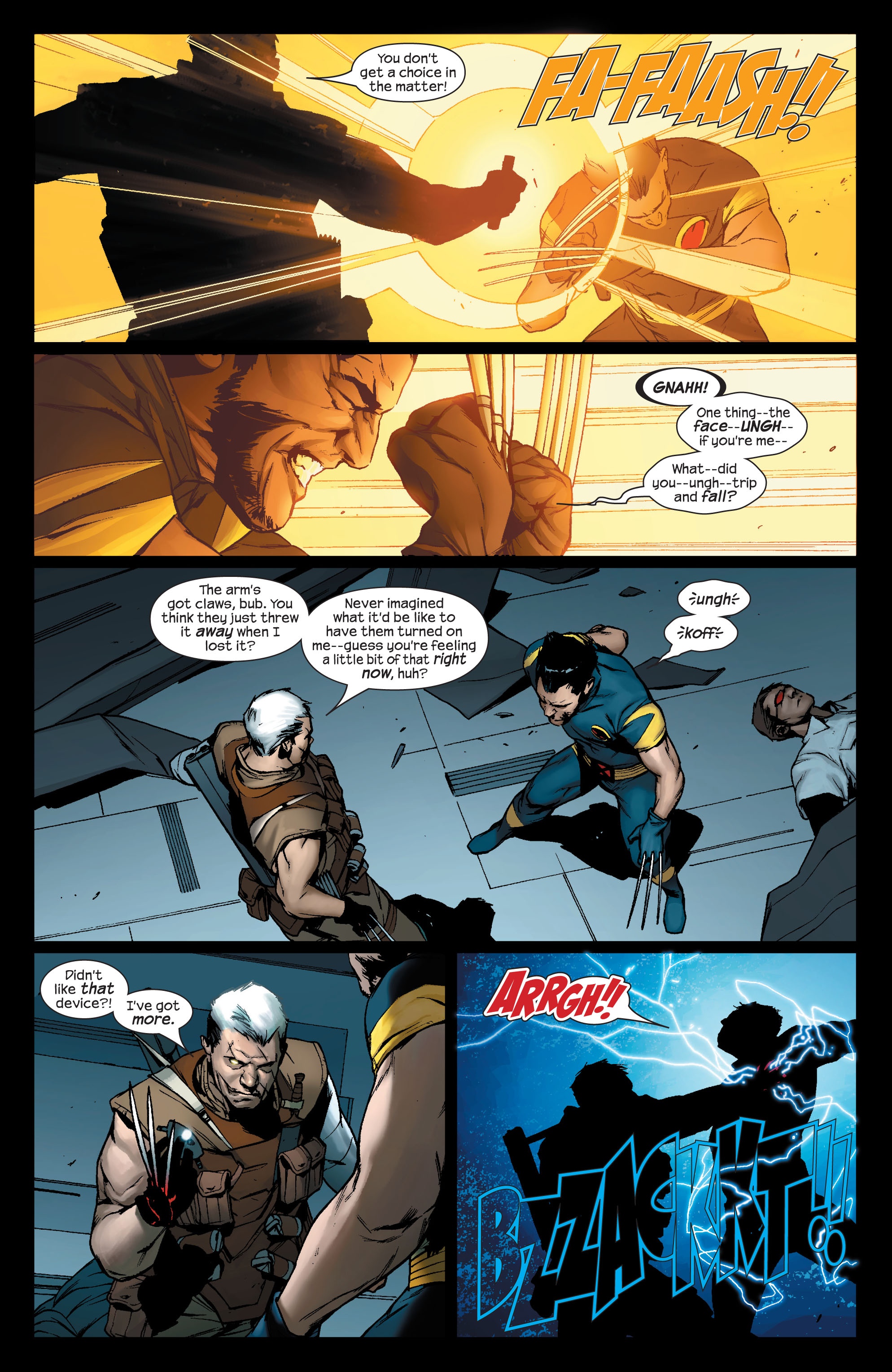 Read online Ultimate X-Men comic -  Issue #76 - 5