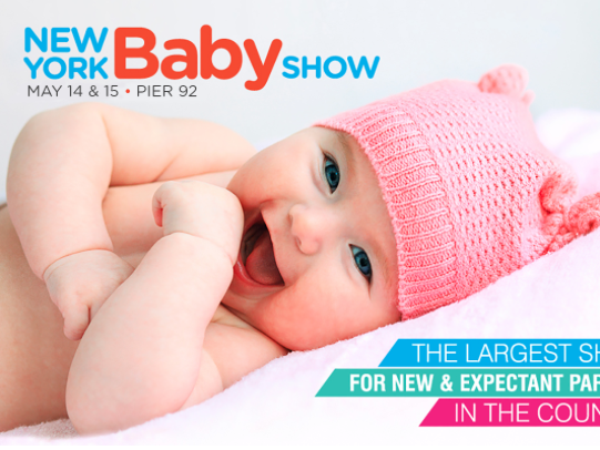 New York Baby Show 2016 Ticket Giveaway