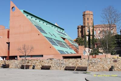 Palacio episcopal de Terrassa