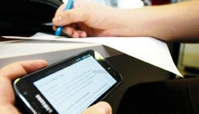 الغش في الامتحانات المدرسية يؤدي إلى عقوبات جنائية قد تصل إلى السجن 5 سنوات
