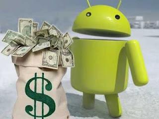 Cara dapat uang dari aplikasi android