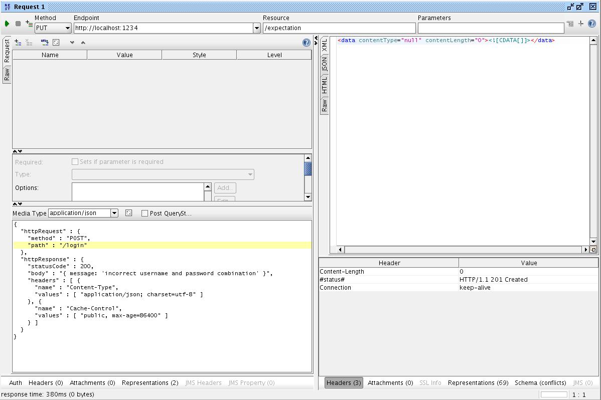 Oracle SOA / Java blog: MockServer: Easy mocking of HTTP(S