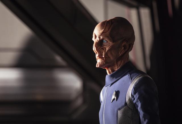 Hình ảnh phim Star Trek: Hành Trình Khám Phá