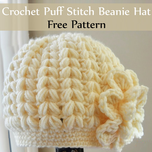 Beautiful Skills Crochet Knitting Quilting Crochet Puff Stitch