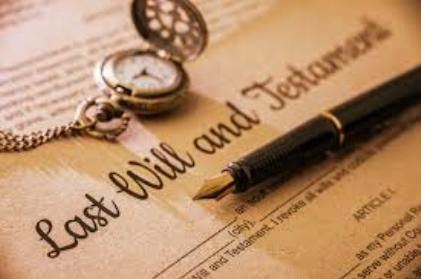 Succession Law: The Importance of Having a Will