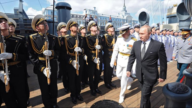"""Putin neutralizó plan secreto de magnate Soros para derrocarlo"""