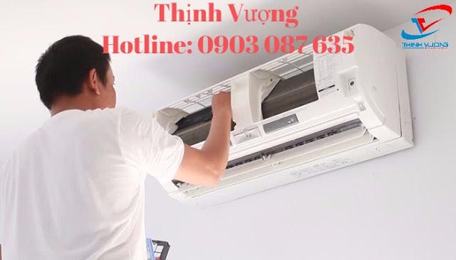 Dịch vụ sửa máy lạnh tại Long Thành
