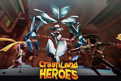 Download Gratis Crashland Heroes Mod Apk Terbaru 2017 For Android
