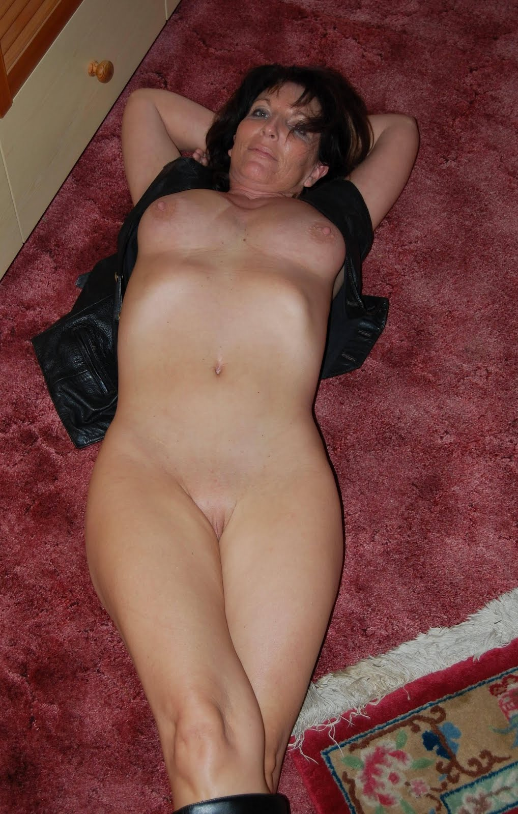 Kitty kat milf mature