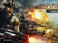 League of War: Mercenaries mod apk 8.6.9 (Attack point+ Live)