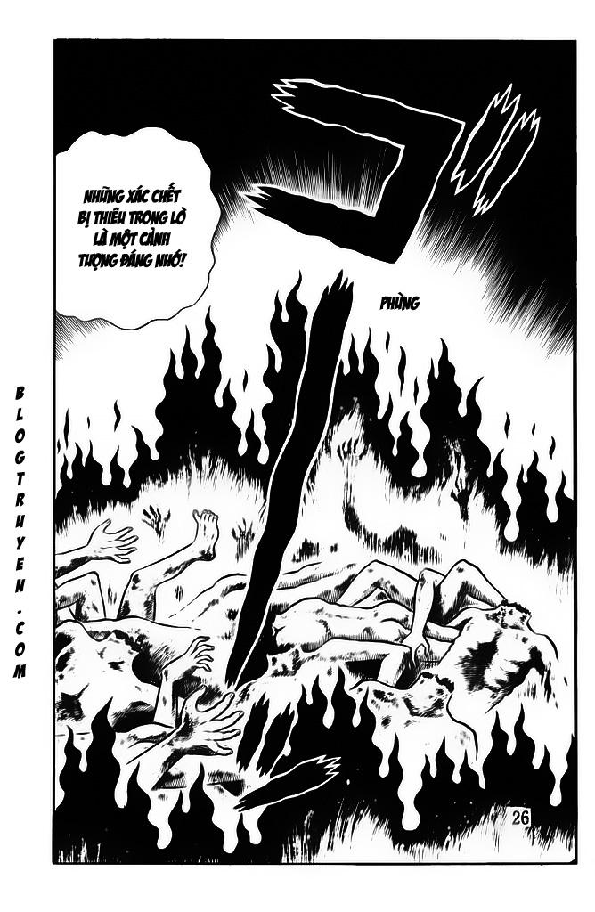 Panorama Of Hell chap 1 trang 27