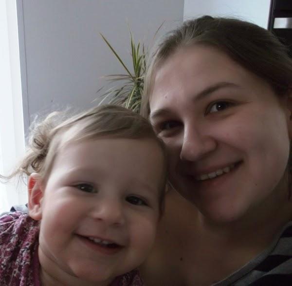 budująca mama z Zosią