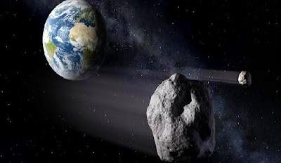 Kemarin, Asteroid Besar Aman Melewati Bumi