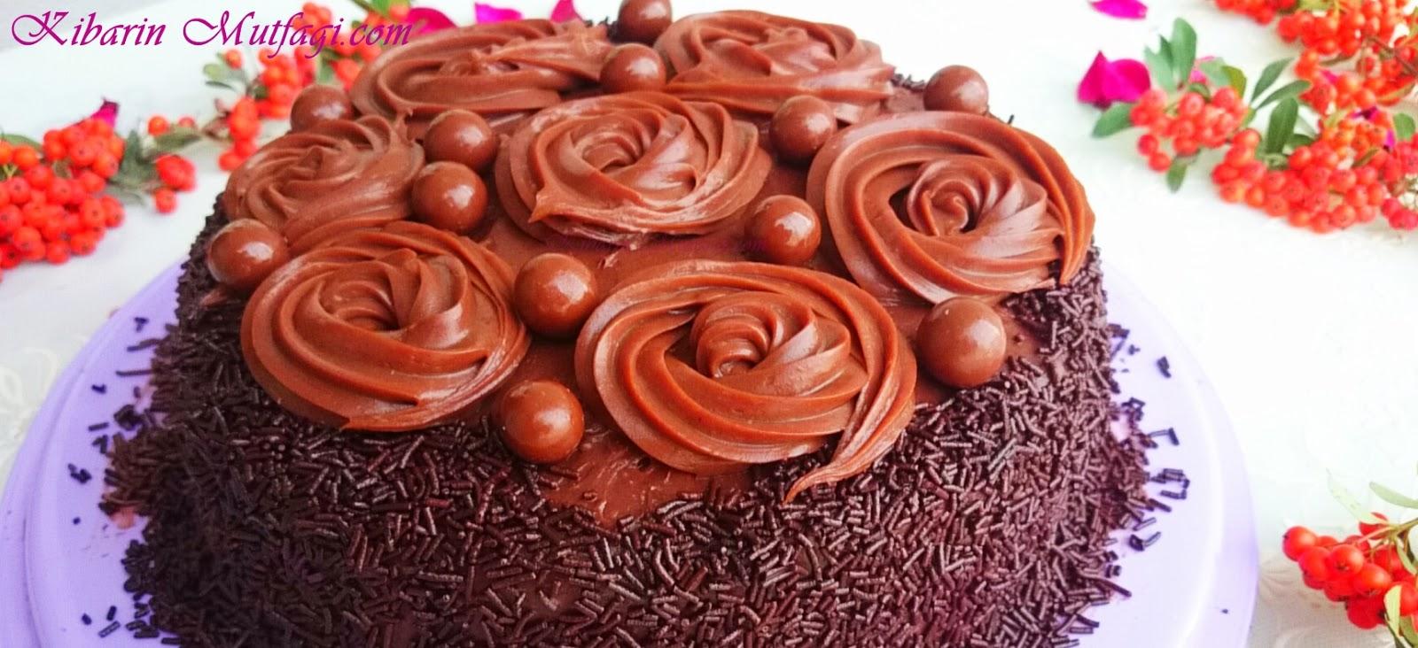 Çikolatalı Pasta Kreması Tarifi