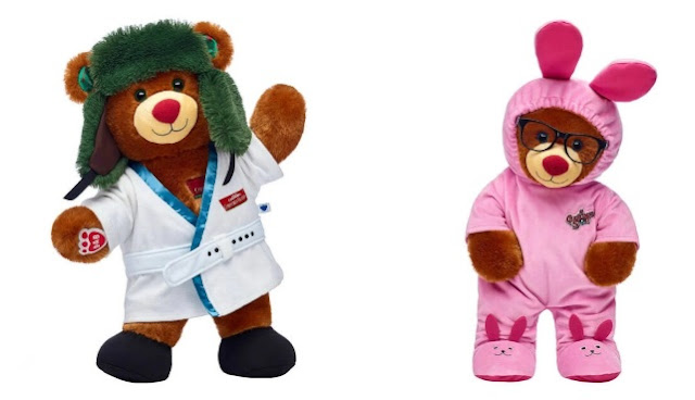 Build-A-Bear Is Bringing All the Christmas Favorites for the Holidays