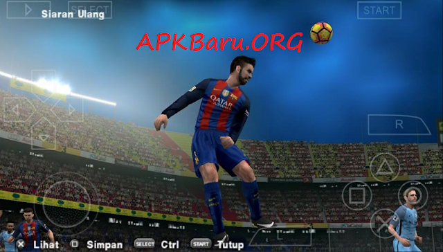 PES 2017 JPP V5 By Jogress Evolution ISO PPSSPP+Save Data