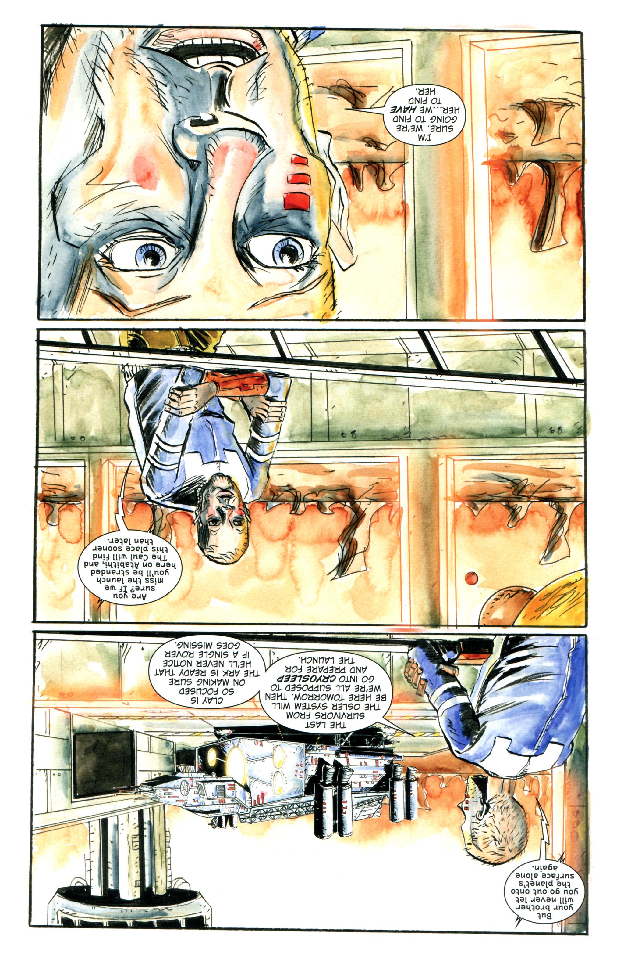 Read online Trillium comic -  Issue #6 - 10