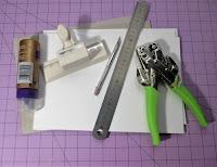 Materiales necesarios para realizar el libro de firmas