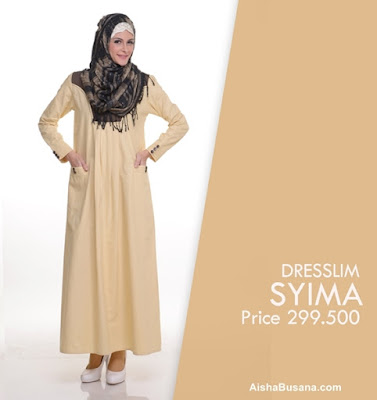 Model Gamis Rabbani