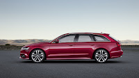 The 2017 Model Year Audi A6 Avant