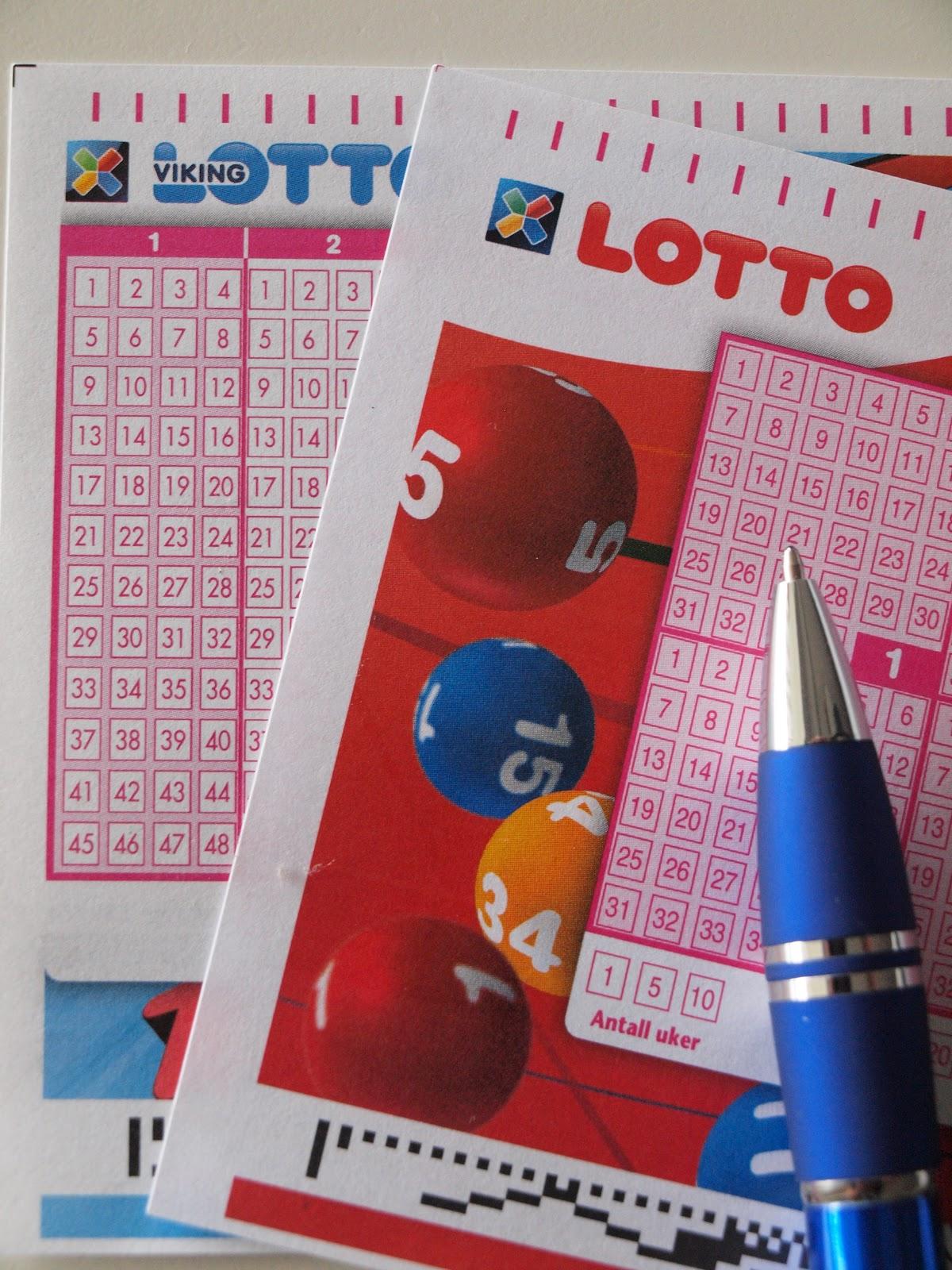 Vinne I Lotto Sannsynlighet