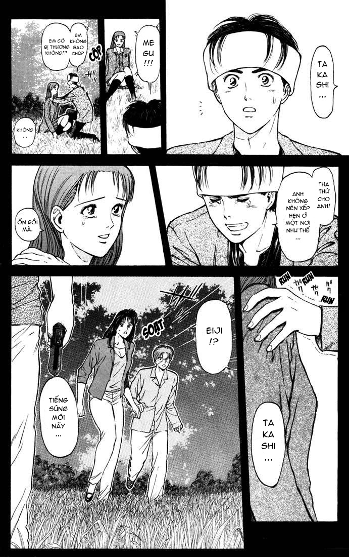 Psychometrer Eiji chapter 54 trang 5