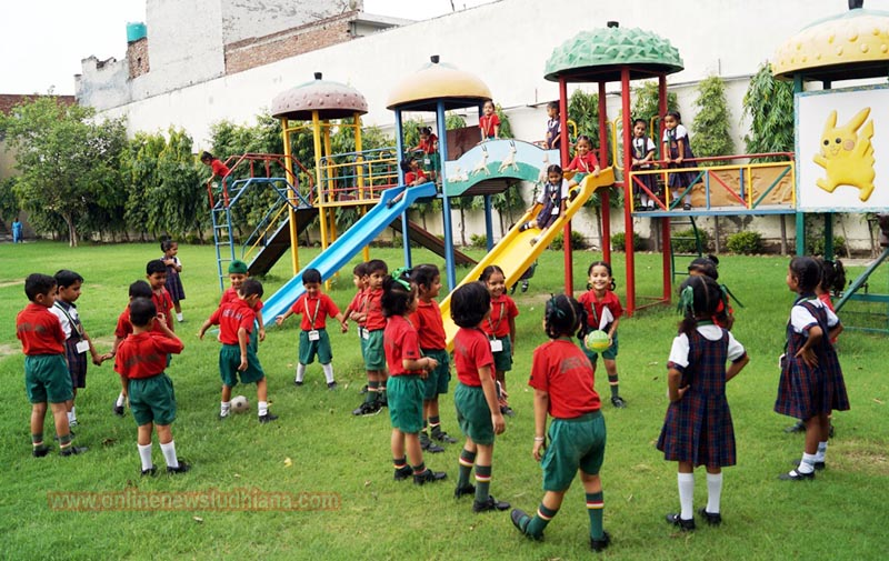 Green Land Convent School re-opened after Summer Break