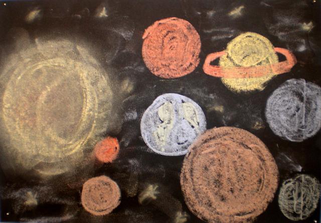Călătorie prin Sistemul Solar