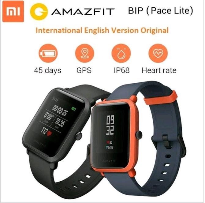 Xiaomi Amazfit Bip, Jam Tangan Pintar Yang Mampu Bertahan 45 hari