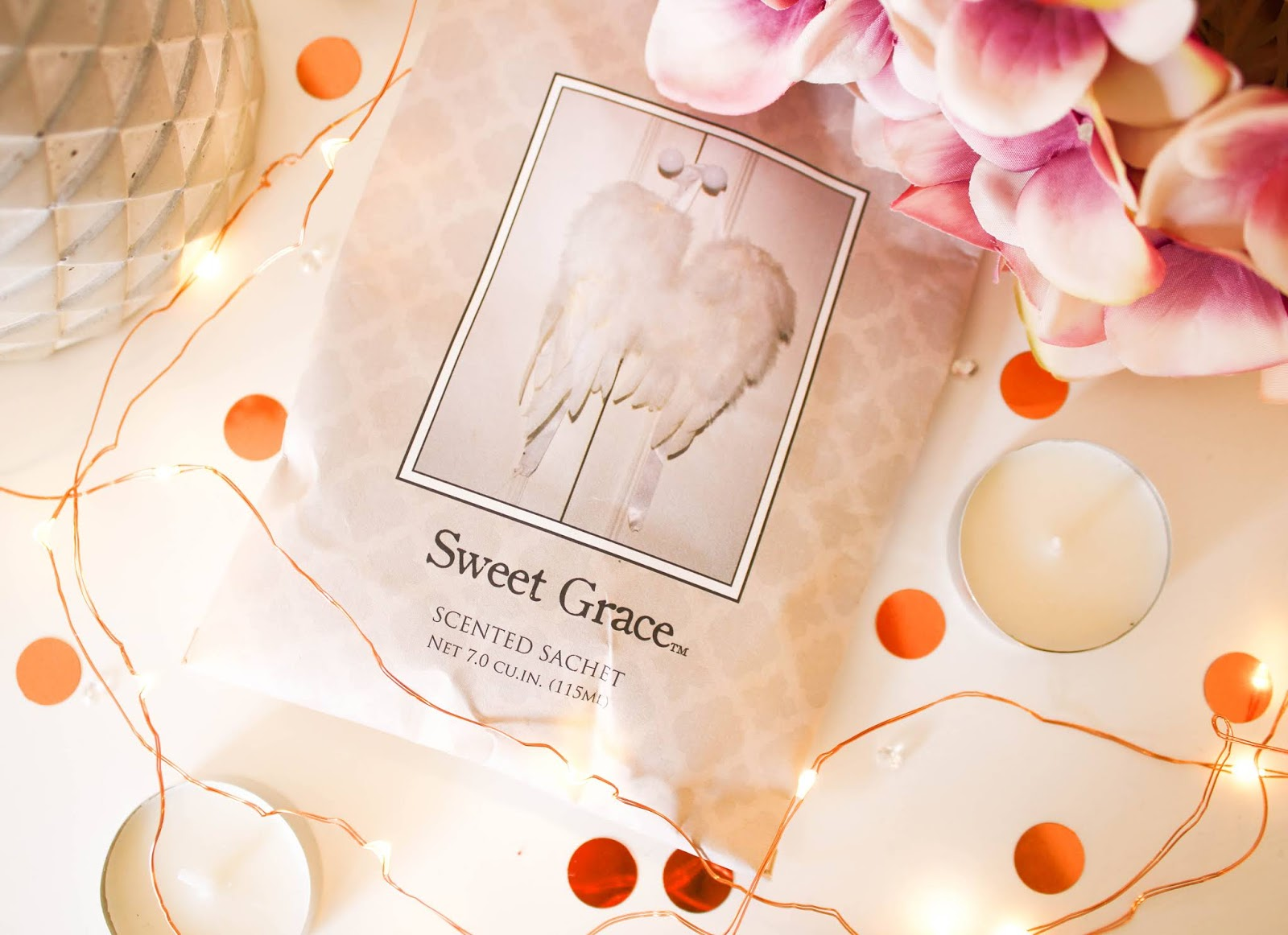 Bridgewater Candle Company Sweet Grace Scented Sachet