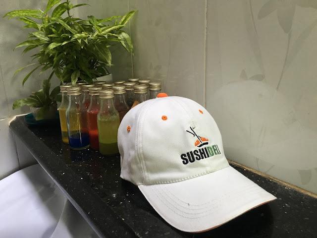 thiết kế mũ nón