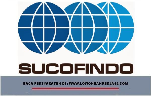 lowongan kerja Sucofindo