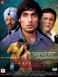 Yaraan Naal Baharaan 2 Full Punjabi Movie Download Free HD MP4