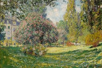 Paris : Monet au parc Monceau, impressionnisme et représentation de la nature