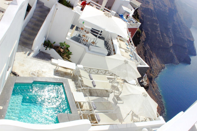 luxury travel destinations in Greece