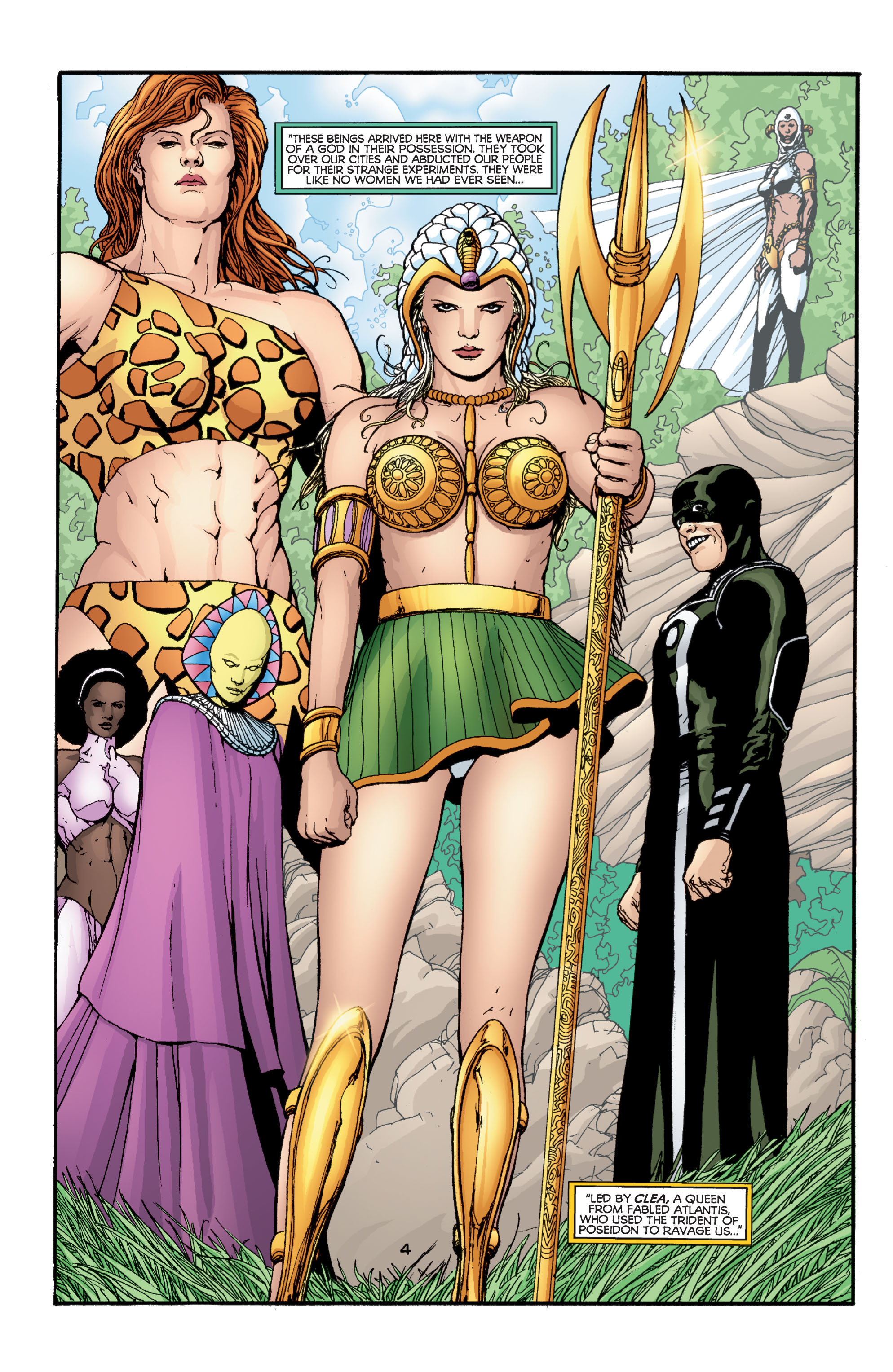 Read online Wonder Woman (1987) comic -  Issue #180 - 4