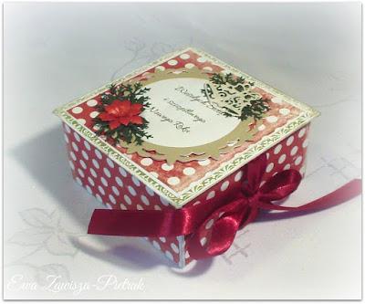 Pudełko na Boże Narodzenie