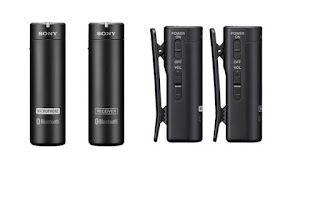 SONY ECM-AW4 Bluetooth Wireless Microphone System Rekomendasi untuk Vloger