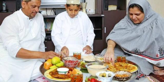 Komunitas Muslim Di Negara Ini Ternyata Berbuka Dengan Menyantap Garam