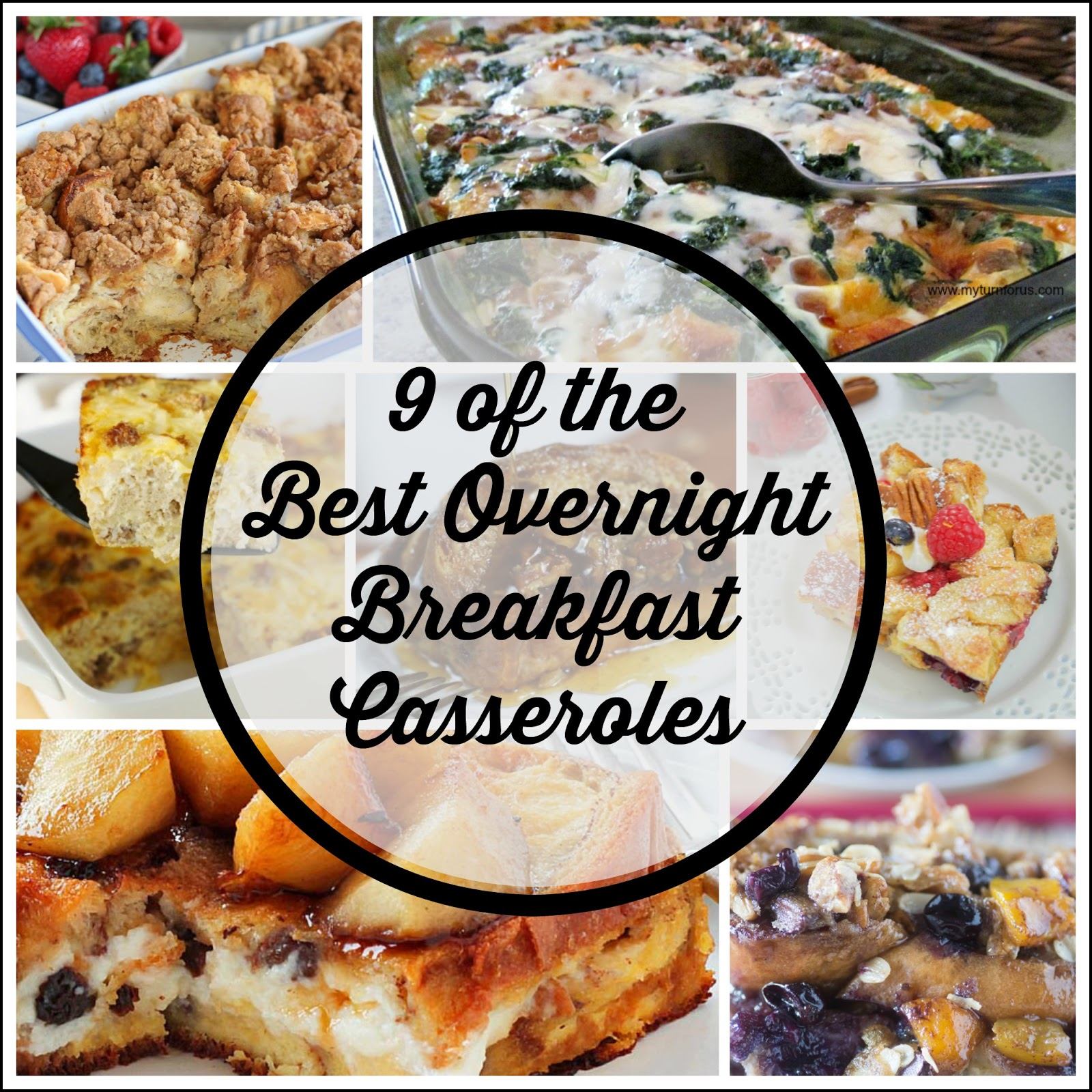 9 Of The Best Overnight Breakfast Casseroles