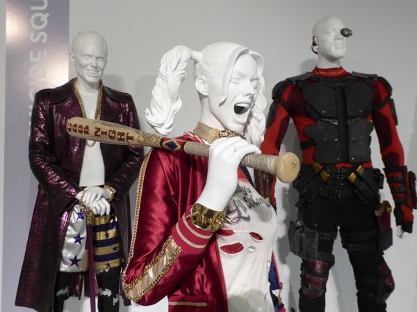 Suicide Squad Harley Quinn costume bat