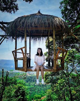Tiket Masuk Dan Lokasi Bukit Panorama Pamijahan Bogor