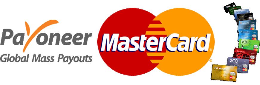 Cómo solicitar tarjeta MasterCard Payoneer
