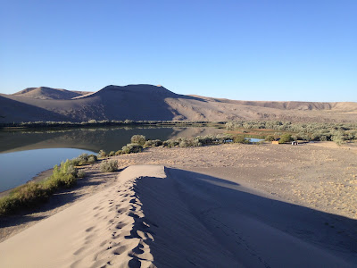 Bruneau Dunes State Park - Idaho | Trails of Arkansas